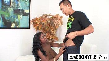 Ebony Slut Gets Fucked 7 min