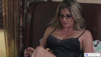 MOMMY'S GIRL - Mommy and Step Daughter have nice trimme