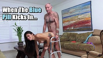 Streaming Video BLUE PILL MEN - Michelle Martinez Fucked By Geriatric Stud Who's Still Slinging Dick In His Old Age - XLXX.video