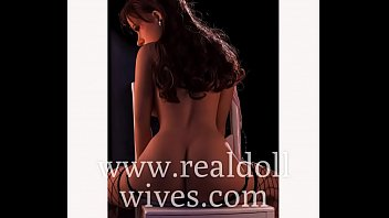 Realdollwives.com 140 cm B-Cup TPE Silicone Real Sex Doll 36 sec