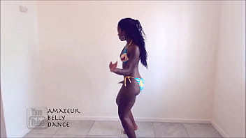 Hot Bikini Dancing.  So Much Booty in This