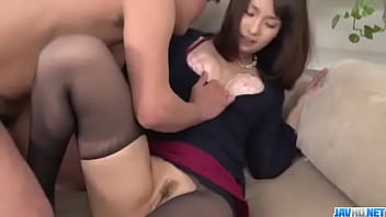Yui Oba gets fucked in various modes during hardcore 12 min