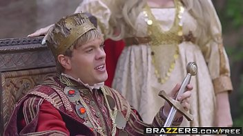 Brazzers - ZZ Series - (Peta Jensen) (Marc Rose) - Storm Of Kings Parody Part 4