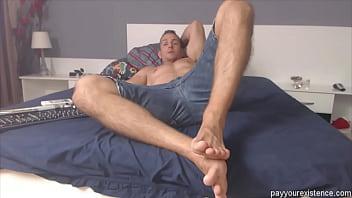 Gay stefano Feet worship master stefano preview
