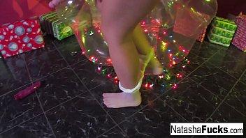 Natasha's Naughty Xmas Solo