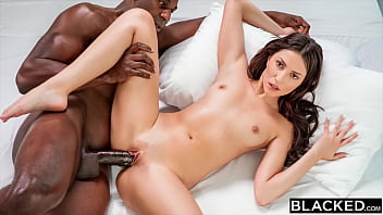 BLACKED Sexy Hime has eyes for her personal trainer's BBC