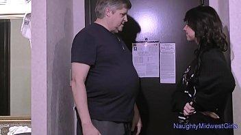Naomi - Inked Slut Creampied in first porn