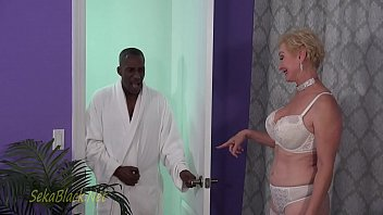 Seka la erotica Sekas interracial seduction of her trainer