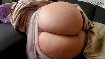 I finger my stepmom and end up fucking her big ass! 12 min