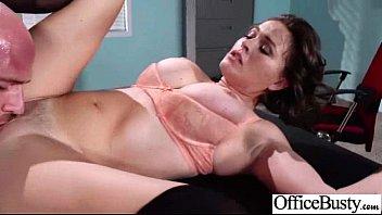 Hard Sex Tape In Office With Big Tits Slut Horrny Girl (krissy Lynn) Vid-19