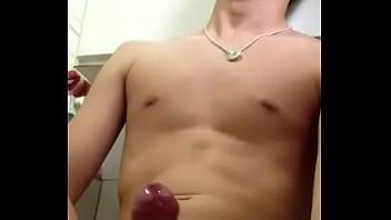hk boy huge cumshot
