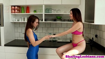 Real lesbian pussylicking hairy girlfriend