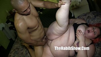 she cant handle redzilla 12 inch BBC sbbw lover takes it all p2 6 min
