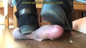 UNDER-SHOES Miss Katarina violent low boots trample and CBT https://www.clips4sale.com/studio/424