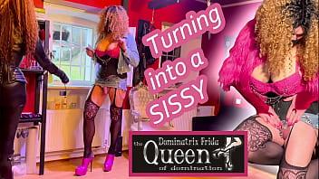 Turning Into A Sissy Slut