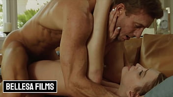 Ryan Mclane Lick And Fuck (Kenna James) Shaved Pussy - Bellesa 15分钟