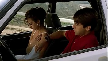 Penelope Cruz  Tits Sucked in outdoors - VIDEOPORNONE.COM