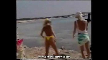 Georgette Neal - British retro interracial anal sex 24 min
