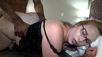 Wife takes big cock load Thick white wife takes massive load from bbc