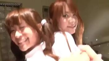 Dancing Asian Schoolgirls Phut Hon Porn Remix