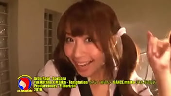 Dancing Asian Schoolgirls - Phut Hon Porn Remix
