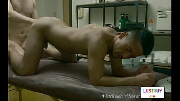A strange man I met at nearby spa came to my house and start fingering my ass