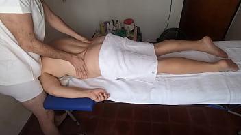 Masajes relajantes reales #1 8分钟