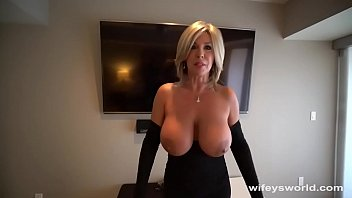 thumb her tits bounce  and she swallows every drop w ws every drop ws every drop