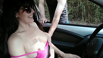 """Raquel asking for information all naughty, letting go, giving blowjob and taking fucking unknown without mask """"Complete on RED and onlyfans.com/raquelexibida"""""""