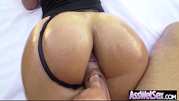 Hard Anal Bang With Big Curvy Butt Girl (kelsi monroe) movie-15