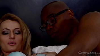 Natasha Starr Interracial Fucking Action