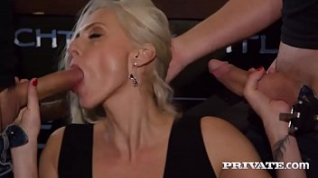 Private Horny Milf Rides A Threesome With Dp 10 Min
