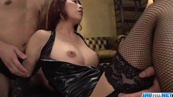 Yui Misaki gets hard pumped in superb modes