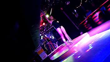 Stripper at Eds Bar on Titty Tuesday, Grafenwoehr, Germany 7 min