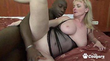 Monik Lets A Black Guy Fuck Her Big Squishy Tits & Tight Asshole