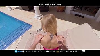 BaDoinkVR Nancy Ace Helping Giving You Her Stunning Petite Body 5 min