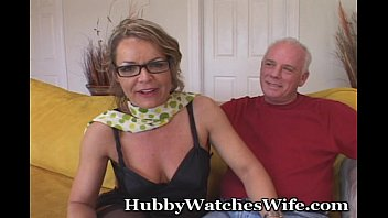 Older Babe Gets Her Wish