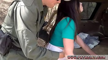 Police Partner& #039;s Daughter And Agent Movi  And Agent Movie Border Hopping Latina