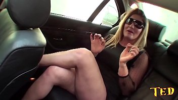 Mistress abuses private driver - Alessandra Dias