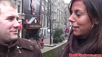 Stockinged euro hooker doggystyled after oral