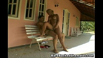 Incredible Hot Shemale Moans During a Hard Bareback