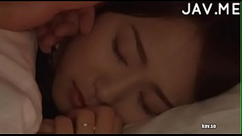 JAV Sleeping Beauty Getting Fuck thumbnail