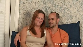 Real amateur couple make their first homemade video