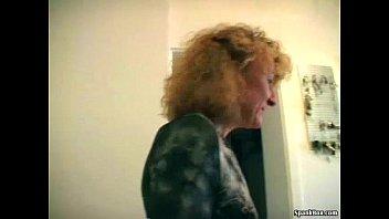Old german granny porn - Wild granny shows her sucking skills