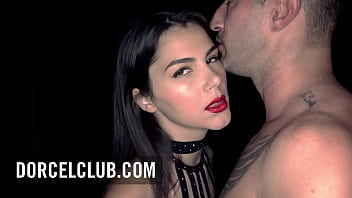Valentina Nappi's intense threesome in Club Xtrem