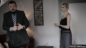 Housemaid gets fucked by homeowners son