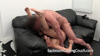 Girl Next Door  Gets Ambush Creampie On Castin ampie On Casting Couch