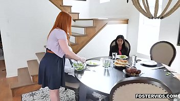 Foster Mom Punish Teen Foster Daugter   Ember That Includes Will, Ember Foster Dad