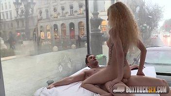Monique Woods Enjoys Rough Hardcore Sex in Public porno izle