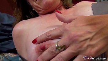 USAwives Seductive Mature Striptease Compilation 10 min